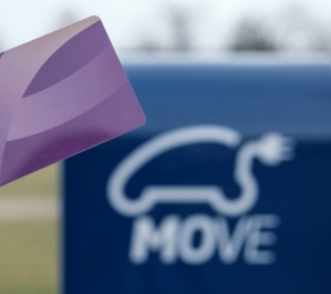 MOVE Mobility integriert Ost-mobil in ihr Ladenetz